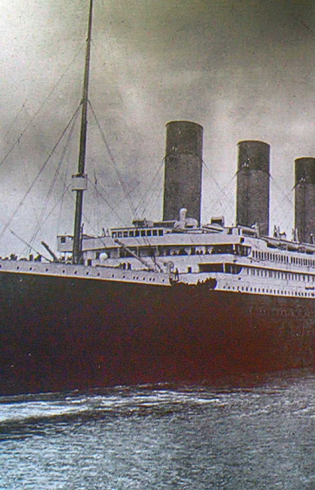 타이타닉 고의 침몰설, 그 배후는 누구인가?ㅣ스피카 스튜디오