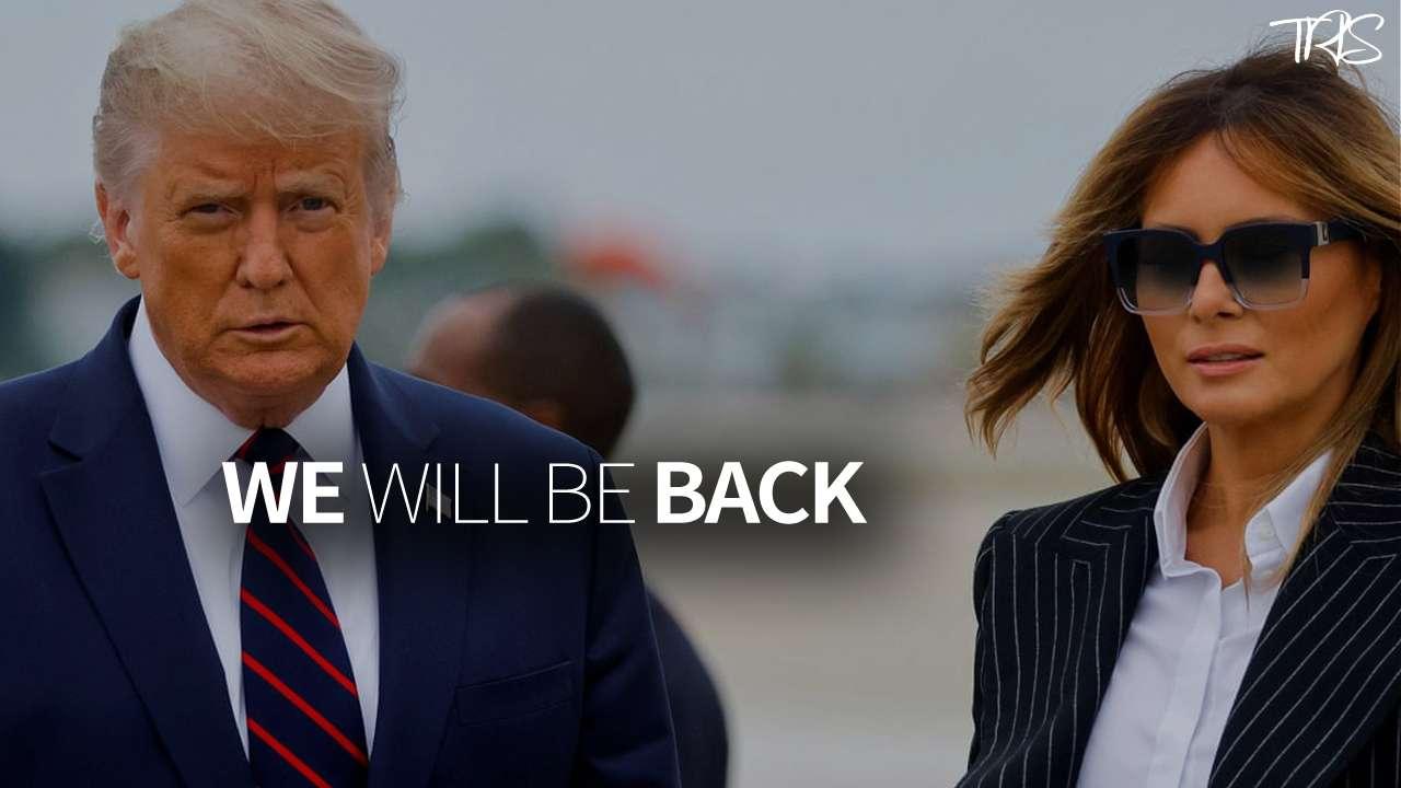 트럼프가 남기고 간 것들 그리고 바이든