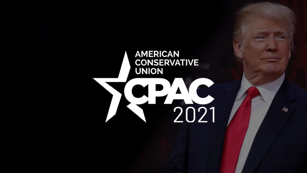 CPAC 2021, 도널드 트럼프 연설(한글 더빙)