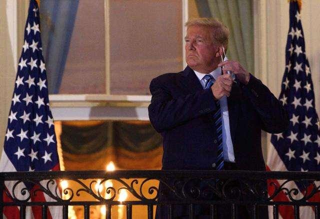 """트럼프 """"생각보다 빨리 백악관 복귀한다"""""""