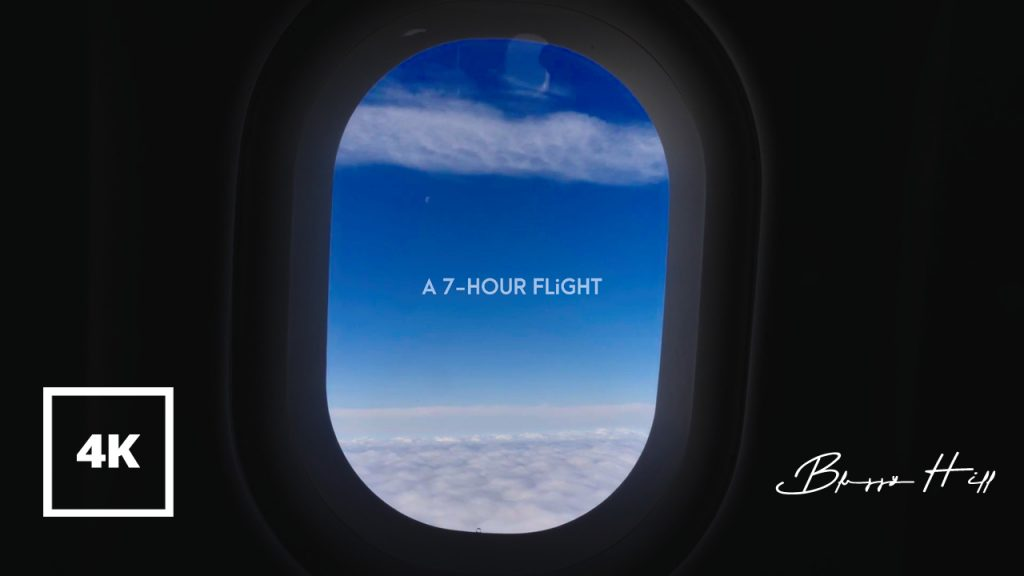 White Noise from 7 Hours of Flight