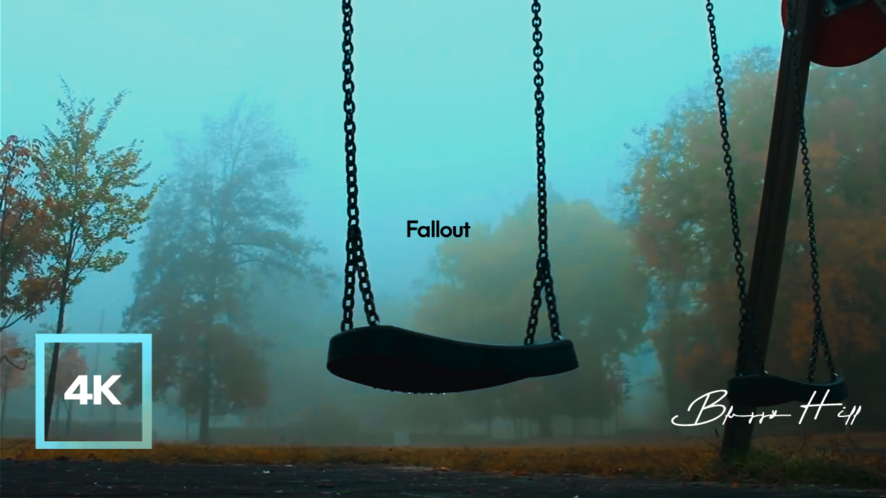 Read more about the article 8 hours of Rain Sounds on the SwingㅣFalloutㅣPost-Apocalyptic, Dystopia Ambience