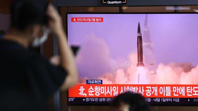 북한 미사일 발사, 미·영·호 3국동맹 출범 그리고 한국의 안보
