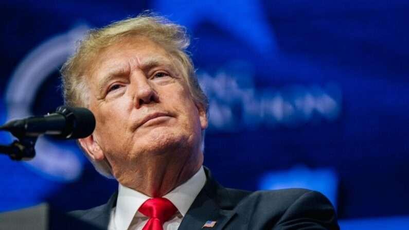 트럼프, 뉴욕타임스·조카 상대로 손해배상 청구소송